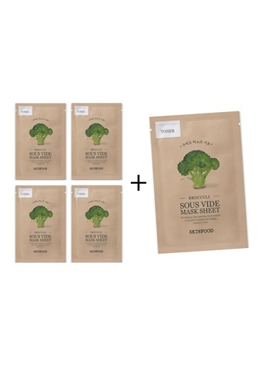 Skinfood Broccoli Sous Vide 5 li Avantaj Paketi Renksiz